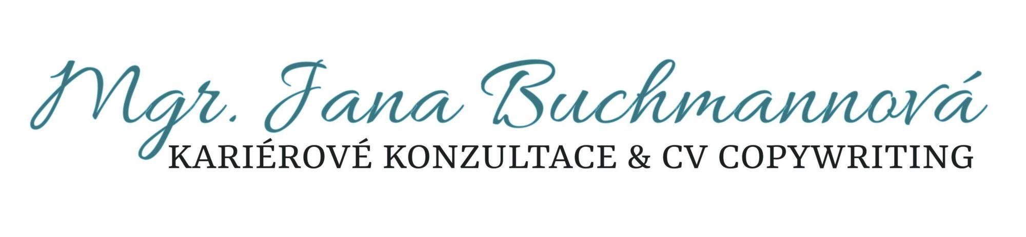 Mgr. Jana Buchmannová | Kariérové konzultace & CV copywriting